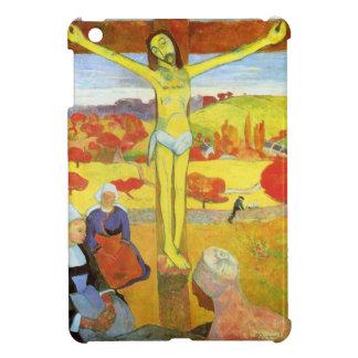 Yellow Christ 1889 iPad Mini Cover