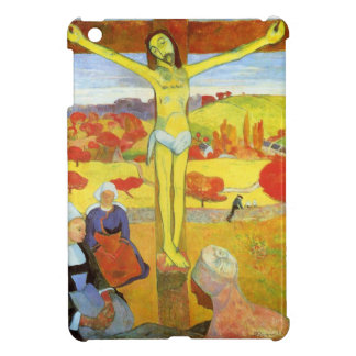 Yellow Christ 1889 iPad Mini Covers