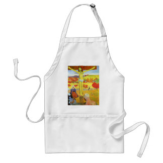 Yellow Christ 1889 Standard Apron