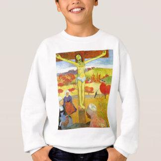 Yellow Christ 1889 Sweatshirt