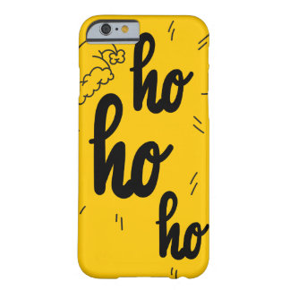 Yellow Christmas iphone6 case