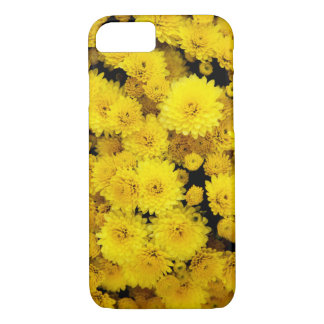 Yellow Chrysanthemum barely there iPhone 8/7 Case