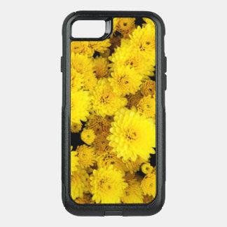 Yellow Chrysanthemum OtterBox Commuter iPhone 8/7 Case