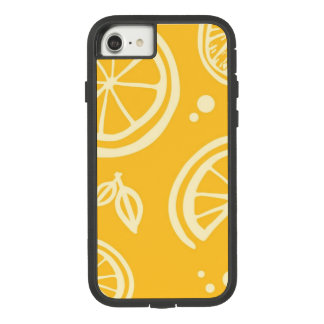 Yellow Citrus Phone Case