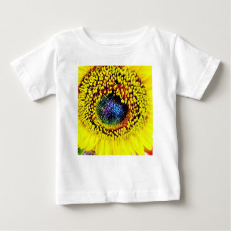 Yellow Closeup Baby T-Shirt
