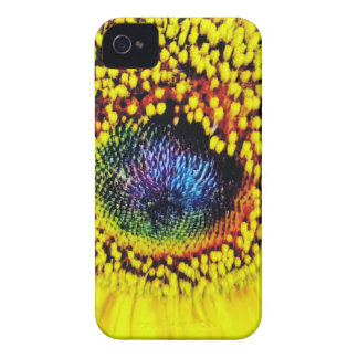 Yellow Closeup Case-Mate iPhone 4 Case