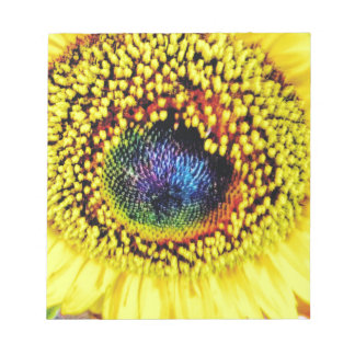 Yellow Closeup Notepad