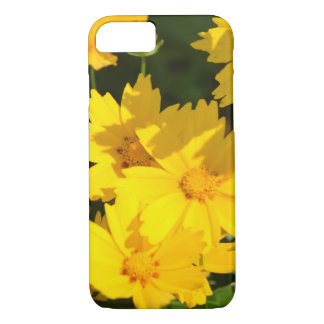 Yellow Coreopsis iPhone 7 Case