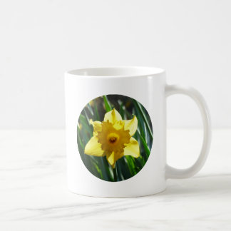 Yellow Daffodil 02.2_rd Coffee Mug