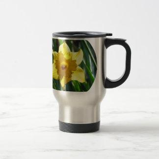 Yellow Daffodil 02.2_rd Travel Mug
