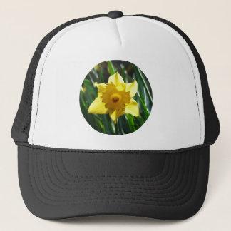 Yellow Daffodil 02.2_rd Trucker Hat