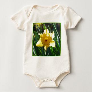 Yellow Daffodil 03.0.g Baby Bodysuit
