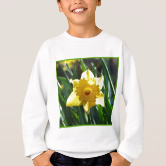 Yellow Daffodil 03.0.g Sweatshirt