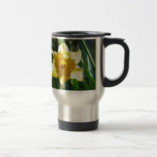 Yellow Daffodil 03.0.g Travel Mug