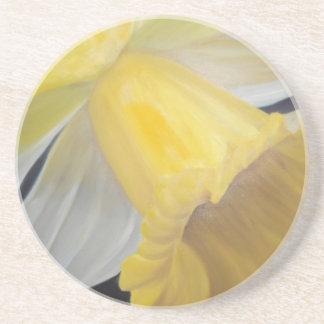 Yellow Daffodil Coaster