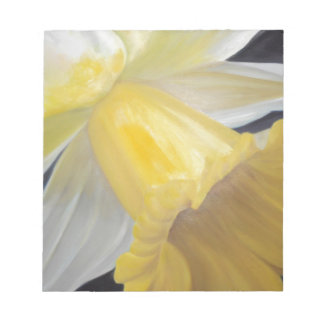 Yellow Daffodil Notepad