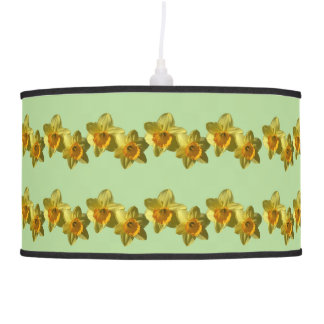 Yellow Daffodils 04.4.g Pendant Lamp