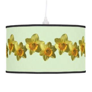 Yellow Daffodils 2.2.3.2 Pendant Lamp