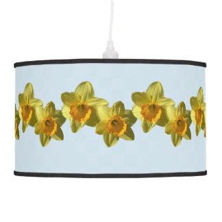 Yellow Daffodils 2.2.3 Pendant Lamp