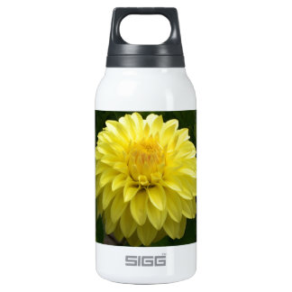 Yellow Dahlia On multiple Insulated Water Bottle