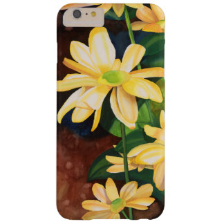 Yellow Daisies Barely There iPhone 6 Plus Case