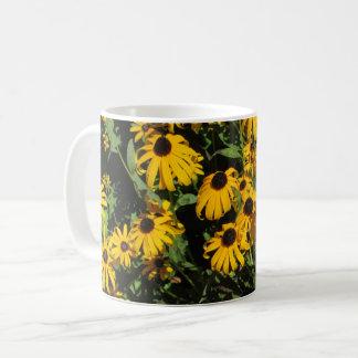 Yellow Daisies Coffee Mug