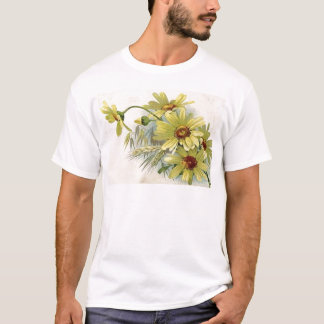 Yellow Daisies Mother's Day Card T-Shirt