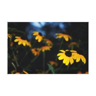 Yellow Daisy Flower Wall Art