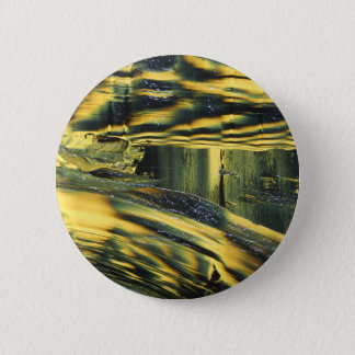 Yellow Dog 2 Inch Round Button