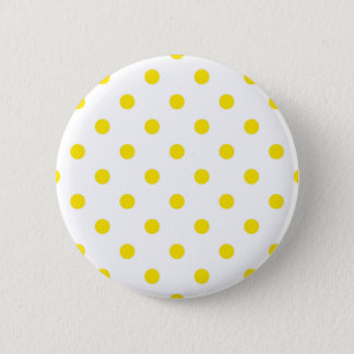 YELLOW DOTS Creative t-shirts Shop 2 Inch Round Button