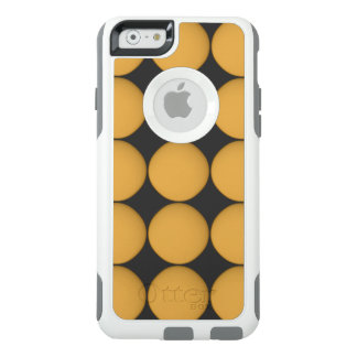 Yellow Dots OtterBox iPhone 6/6s Case