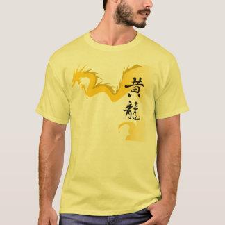 Yellow dragon T-Shirt