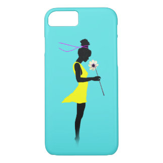 Yellow Dress Case-Mate iPhone Case