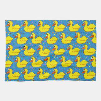 Yellow Duck Kitchen Towel