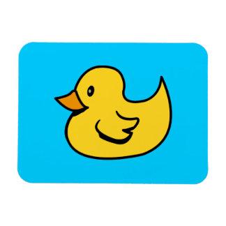 Yellow Duck Premium Magnet