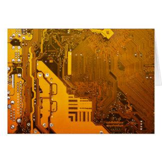 yellow electronic circuit board.JPG Card