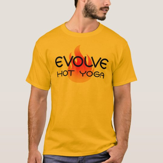 Yellow Evolve Tee