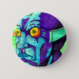 Yellow Eyes Button