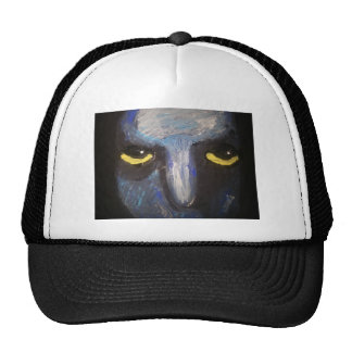 yellow eyes.jpg trucker hat