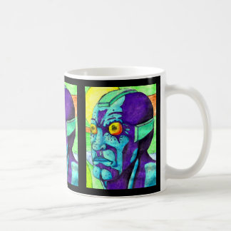 Yellow Eyes Mug