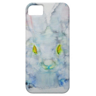yellow eyes rabbit case for the iPhone 5