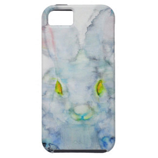 yellow eyes rabbit iPhone 5 cover