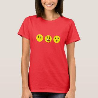 yellow faces T-Shirt