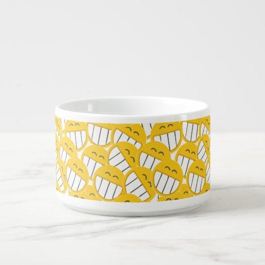 Yellow Family Bowl
