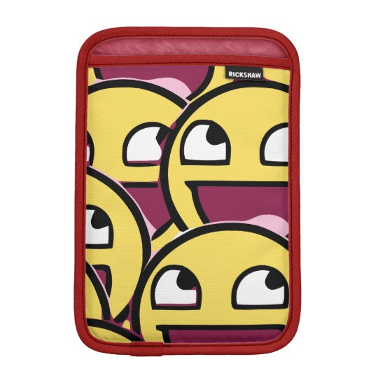 Yellow Family iPad Mini Sleeve