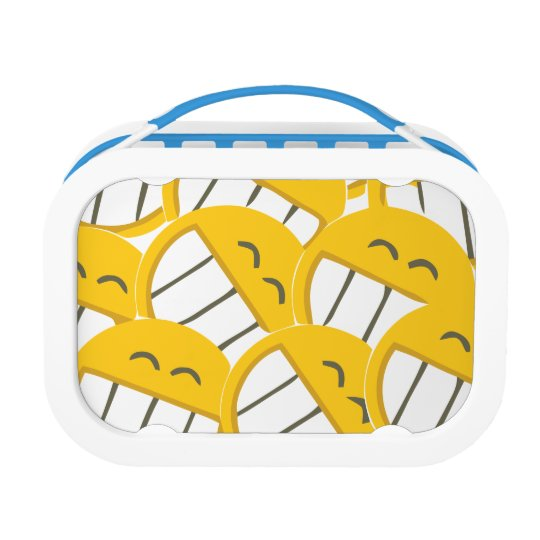 Yellow Family Lunch Box