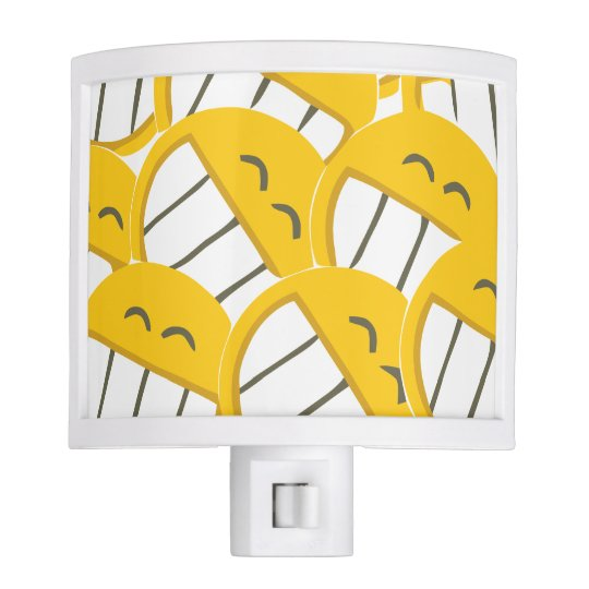 Yellow Family Night Light