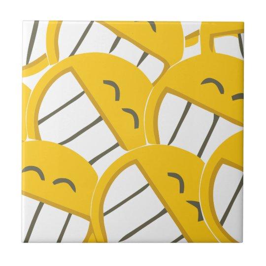 Yellow Family Tile