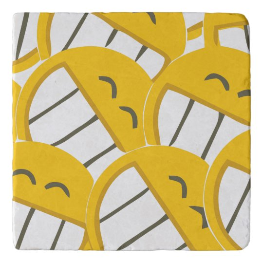 Yellow Family Trivet