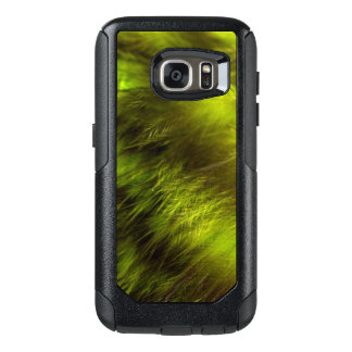 Yellow Feathers OtterBox Samsung Galaxy S7 Case